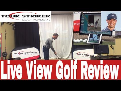 Martin Chuck   Live View Golf   Product Review   Tour Striker Golf Academy