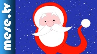 Weöres Sándor: Száncsengő (animáció, mese, Karácsonyi dal)