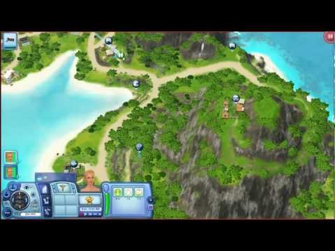 The Sims 3 Store: Sunlit Tides Overview & Review