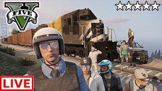 GTA 5 Online Free Roam Killing Livestream - GTA V Crew