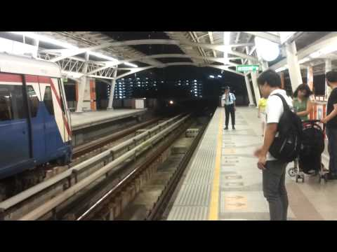 Bangkok BTS – Sky Train, Ratchathewi Station