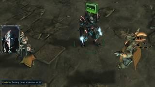 StarCraft 2: Annihilation 23 - Frontal Push