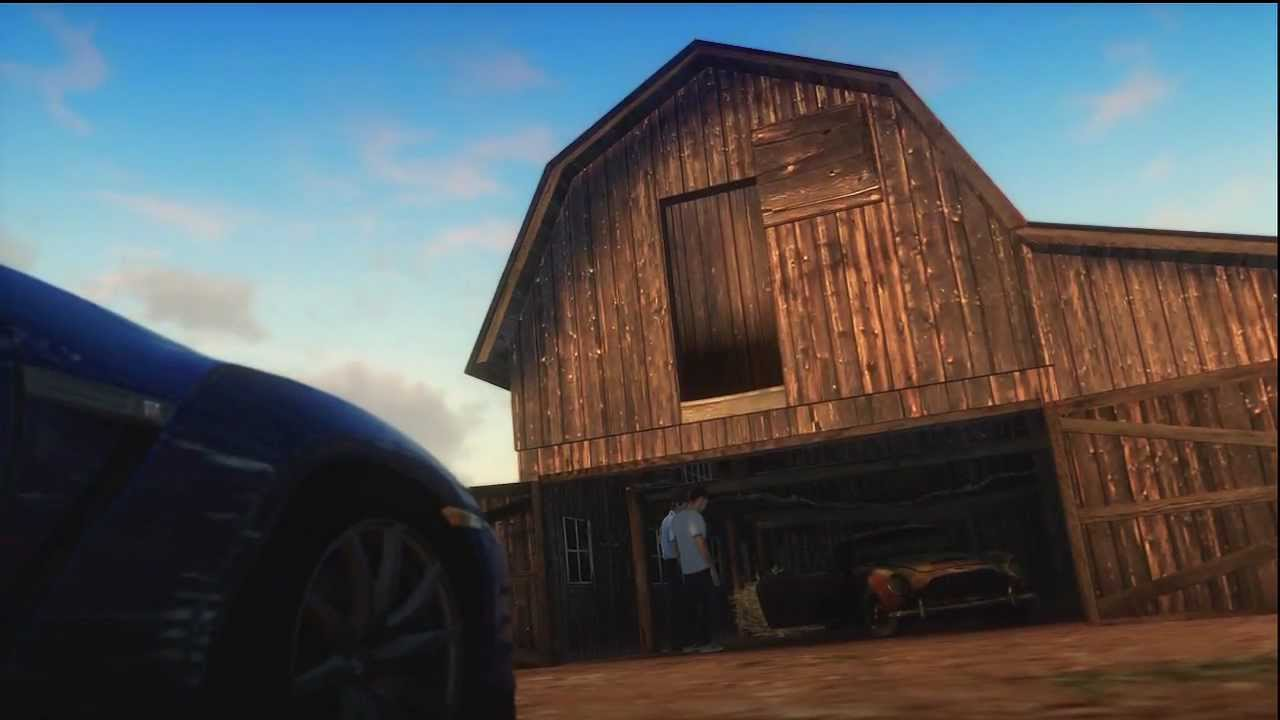 Forza Horizon Barn Find 5 Location Red Rock Aston