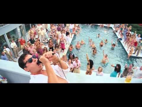 The Wolf of Wall Street Official Movie Trailer
