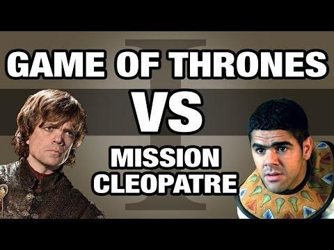 Game Of Thrones VS Astérix et Obélix: Mission Cléopatre EP01 – WTM