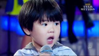 Hd Murilo Kuniyoshi Tyurippu Partic Melissa 051111 Eu E As Crianças Raul Gil