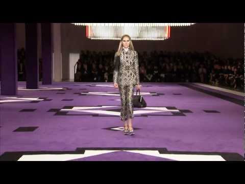 Prada Fall/Winter 2012 Womenswear Show #41