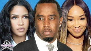 Diddy shades Cassie's marriage! | Malika Haqq is pregnant | Shakira & JLo Super Bowl