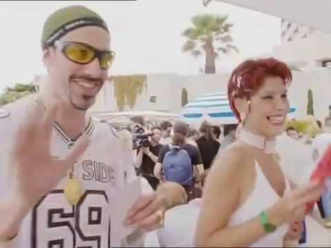 Ali G Show - Cannes Porn Festival video
