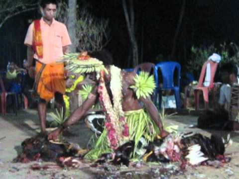 Guliga (bhoota Kola) Parva At Karaje Family, Salettur Near Mangalore Part 6 video