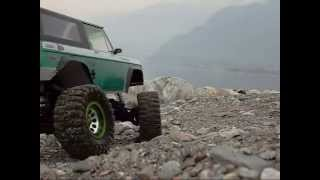 rc Ford Bronco crawler Como lake