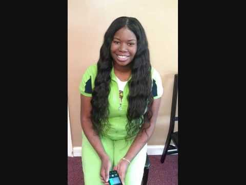 Sew N Weaves WVirgin Brazilian Loose Wave 222426 Inches