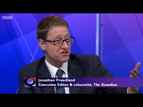 Question Time in Finchley – 05/02/2015