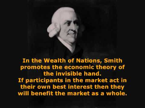 An Adam Smith Slide Show