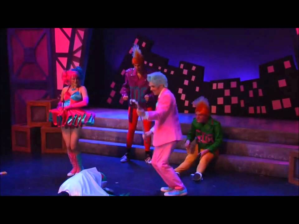 Holy Musical B@man! Candy Puns! - YouTube