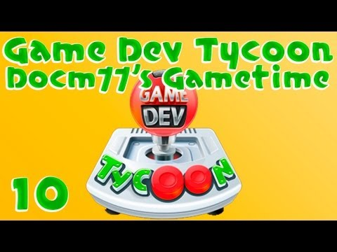 BIG INVESTMENTS PAY OFF? - Game Dev Tycoon w/ Docm77 - #10