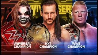 Survivor Series 2019 Match Card Predictions - WWE vs NXT