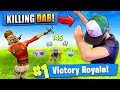 The KILLER DAB in Fortnite: Battle Royale! (FUNNY)