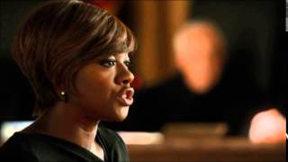 """Viola Davis KICKS ASS in scene from """"How To Get Away With Murder"""""""