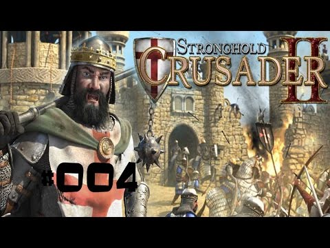 Let's Play Stronghold Crusader 2 #004[German|HD+|PC] Ratten können nervig sein, diese besonders!