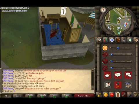 2007 Runescape Magic Guide