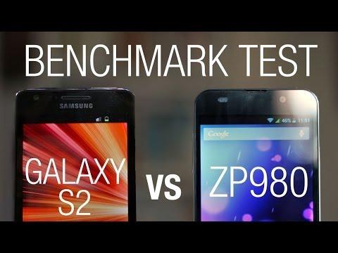 Samsung Galaxy S2 vs Zopo ZP980 - Full Benchmark Test