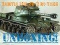 Build Series - Unboxing TAMIYA JS-2 1/16 RC Tank