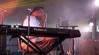 Jerron Blind Boy Paxton at the Black Deer Festival 2019
