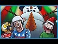 Garry's Mod Guess Who Christmas Edition! - Giant Snowman D*%K, Gingerbread Man Betrayal, Wish List!