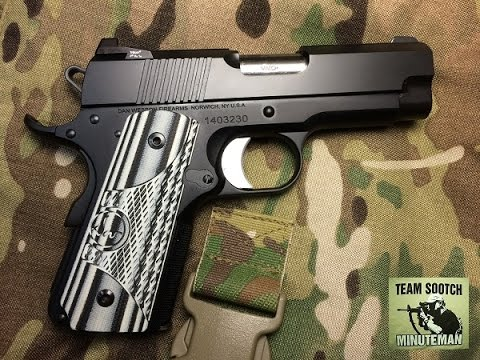 Dan Wesson ECO 1911 Pistol Review