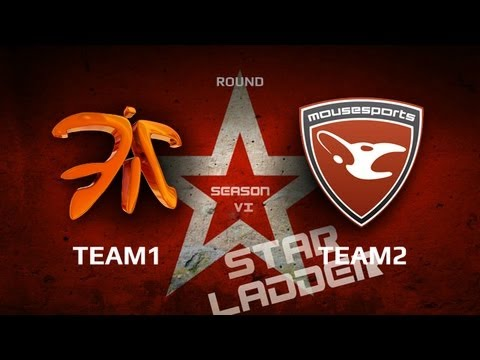 SLTV StarSeries S6 Day 2  fNatic vs Mouz