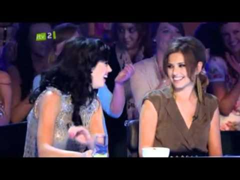 Cheryl Cole- X Factor UK- Favorite Moments (Part 2/2)
