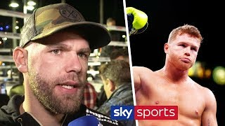 'I WANT CANELO ALVAREZ!' - Billy Joe Saunders dismisses Canelo Alvarez's 168lb credentials