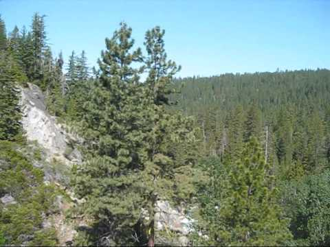 Annual Family Camping Trip: Pinecrest Lake, CA (June 27-30, 2010) Video Part 2