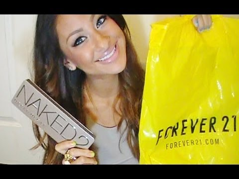 ♥HAUL HAUL!! Forever21, Michael Kors, Invicta, makeup, shoes, purses ♥ AMAZING DEALS!!