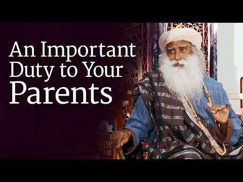 duties of parents essay