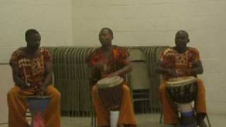 Resurrection Dance Theatre Of Haiti 2 9 29 2009