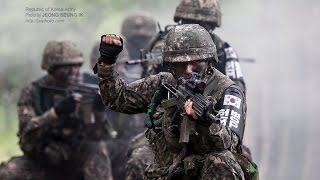 There is fatherland - South Korean Military Song