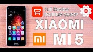 Xiaomi Mi5 (3\64Gb\2,15Ghz) - Все ПЛЮСЫ и МИНУСЫ! ЧЕСТНЫЙ ОБЗОР! ОТЗЫВ РЕАЛЬНОГО ПОЛЬЗОВАТЕЛЯ!