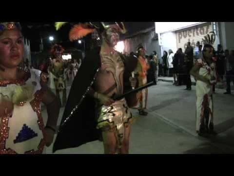 churintzio, danza barrio de Guadalupe dic 11/ 09.