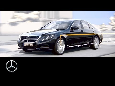 Mercedes-Benz TV: How MAGIC BODY CONTROL works