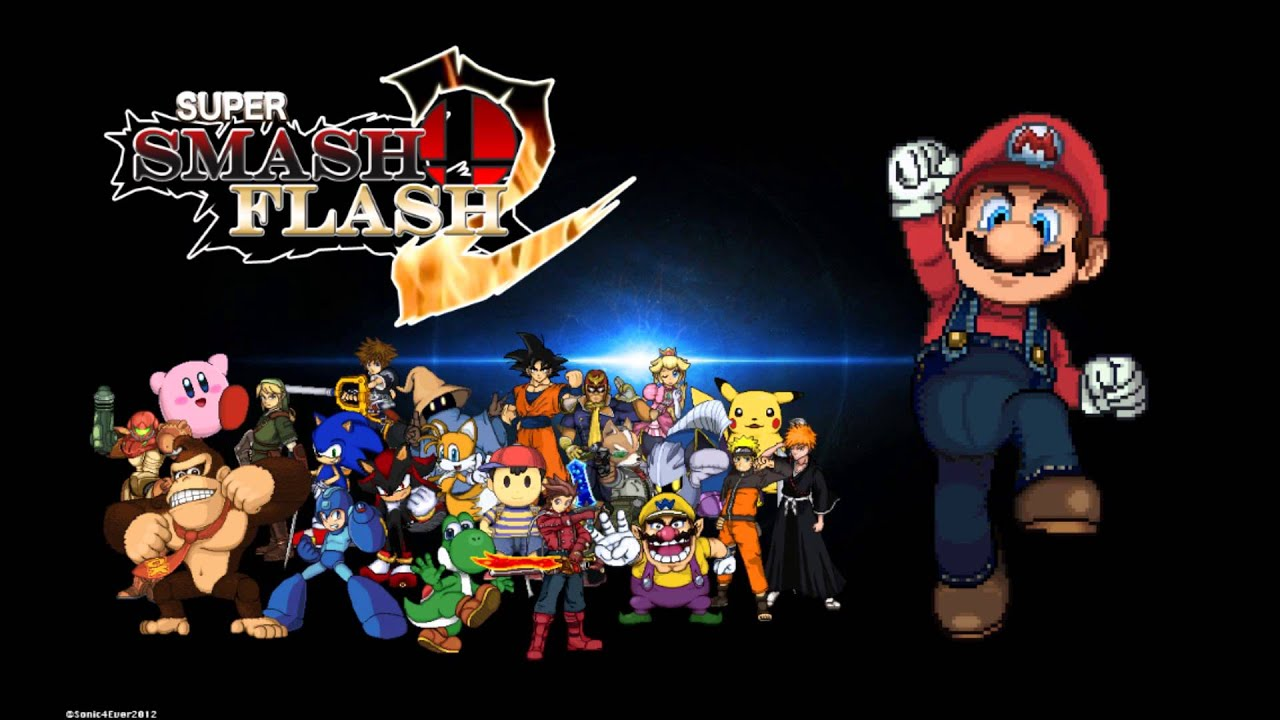 super smash flash 0