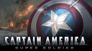 Captain America Super Soldier Full Movie All Cutscenes