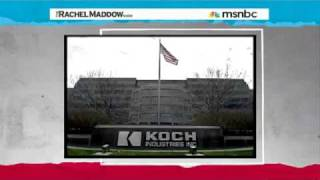 ThinkProgress Video: David Koch's AFP Astroturf To Repeal AB 32 To Boost Koch Industries' Profits