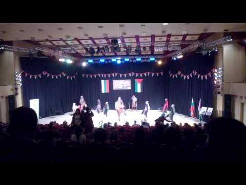 Palestinian Folk Dance Group Fununiyat In Sofia, Bulgaria (3/3)