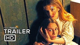 BLACK HOLLOW CAGE Official Trailer (2018) Sci-Fi Horror Movie HD
