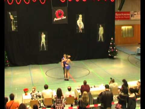 Saskia Will & Patrick Fischer - Sinter Claas Cup 2011