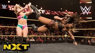 Ember Moon vs. Kimber Lee: WWE NXT, Dec. 7, 2016