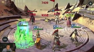 Raid: SL - The basics of Arena and how to build a successful squad