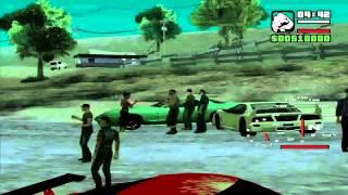 GTA San Andreas Rapido y Furioso Parte 7